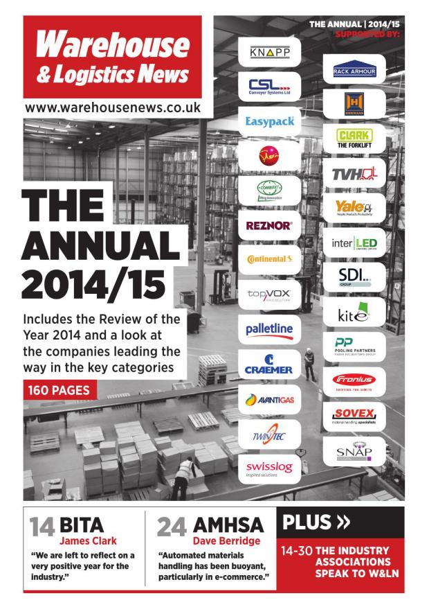 Warehouse News The Annual 2014/2015