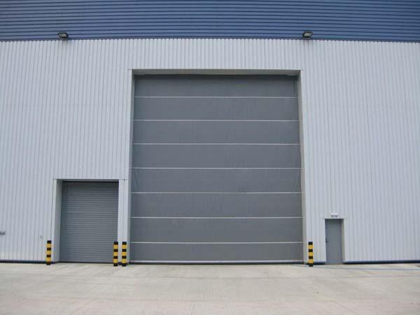 Hart Door Systems installs a range of doors for Clipper Windpower | Warehouse \u0026 Logistics News & Hart Door Systems installs a range of doors for Clipper Windpower ...