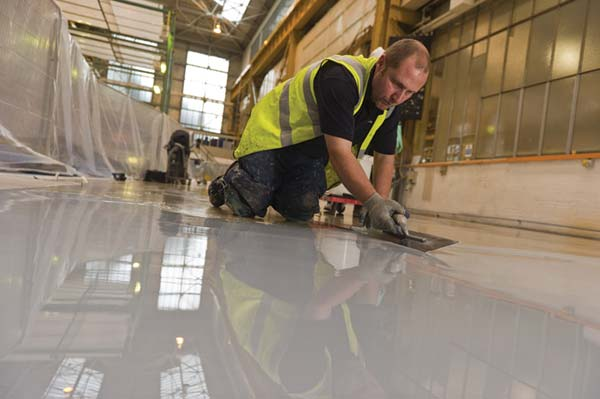 Superior ... With The Existing Floor Of Its Manufacturing Facility Failing In Many  Places Areva T D Global Leading ...