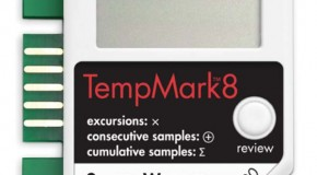 Climate is right for TempMark™8 launch, says Lamerholm
