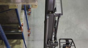 New reach trucks combine ergonomic performance and comfort