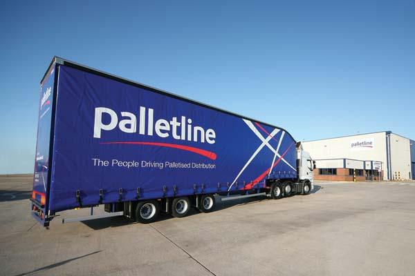 Palletline-livery