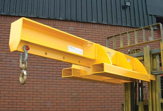 Forklift Firm Helps Customers Reach New Heights