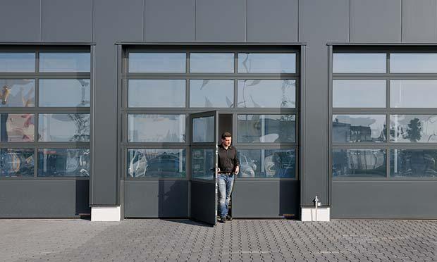 & Series 50 doors from Hörmann | Warehouse u0026 Logistics News