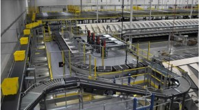 Vanderlande Industries integrates automated material handling system in new Reno  e-commerce facility for Urban Outfitters