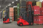 Linde hire trucks lift Morrisons to success