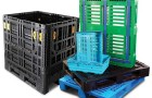 Why buy plastic pallets, crates & boxes when you can rent?