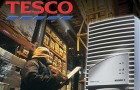 Advanced fire detection protects Tesco distribution centre