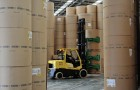 The compact Hyster Fortens forklift for operation in tight spaces