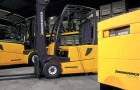 Two-tier forklift rental fleets mean users get yesterday's technology