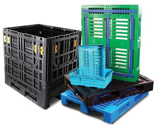 Pallets+Collapsible