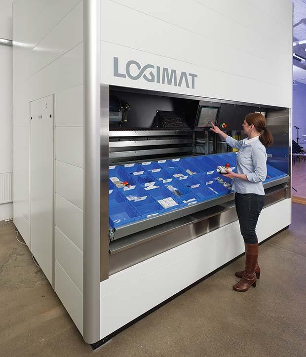 Logimat Takes Centre Stage Warehouse Logistics News