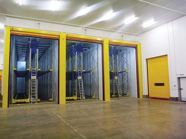 New storage solutions can save space and reduce risk for industrial businesses