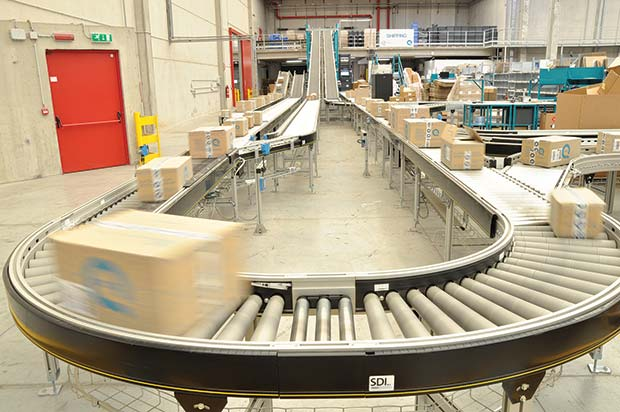 QVC the multi-channel retailer | Warehouse & Logistics News