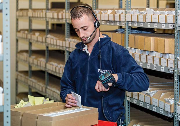 Voice picking made easy! | Warehouse & Logistics News