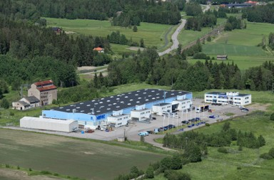 Hormann_Mesvac Oy factory in Finland
