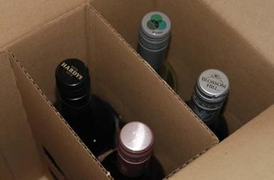 Kite Packaging Introduce new 'box for bottles' innovation
