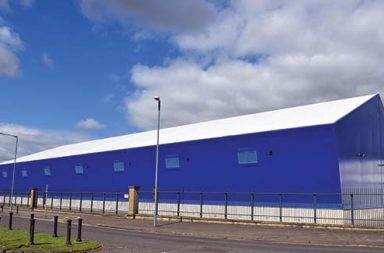 Bulk storage facility creates safe haven at busy Belfast harbour