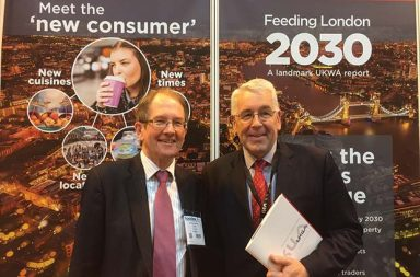London's food supply chains at increasing risk of service failure, says new UKWA report