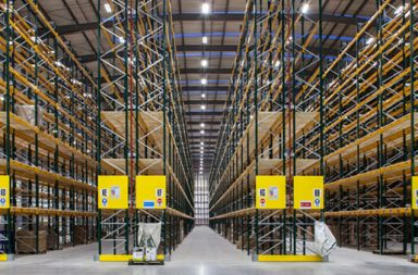 How the right warehouse lighting can transform productivity, wellbeing and safety