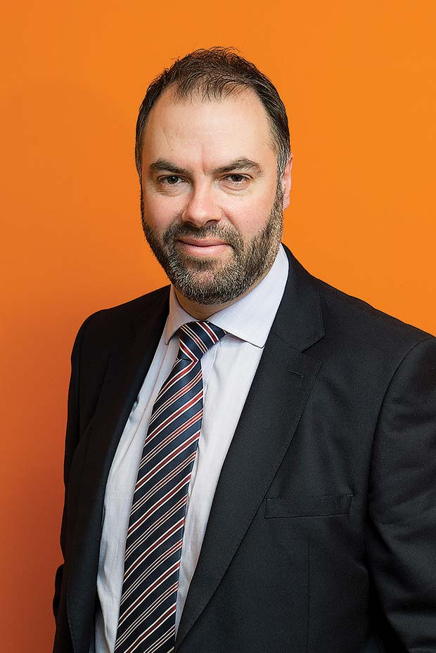 Julian Adams, Managing Director at Apex Supply Chain Technologies Ltd.