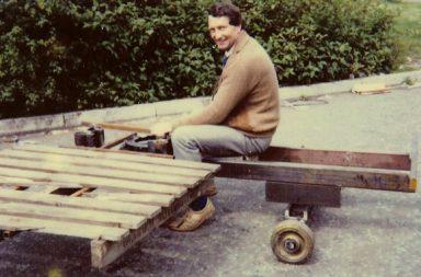 RIP Freddy Brown – Forklift truck pioneer