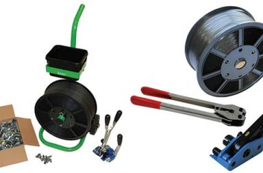 Kite Packaging offers one-stop shop for strapping and tools