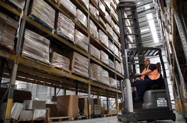 High expectations of materials handling partner