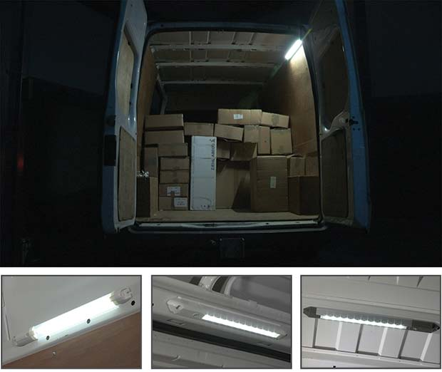 Led Strip Lights Warehouse: New Labcraft PIR LED Strip Light Range Delivers