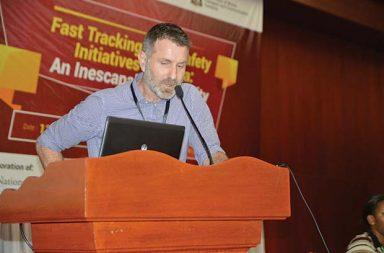Transaid presents at International Road Federation seminar