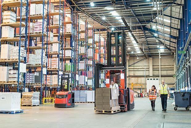Thinking Outside The Box For Warehouse Optimisation