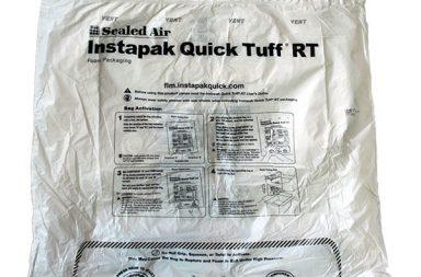 Kite Packaging launch Instapak Quick Tuff RT