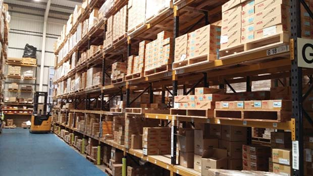Ngk Spark Plugs Operational Improvement Warehouse