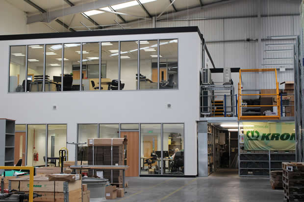 Making The Most Of Your Space With A Mezzanine Floor | Warehouse ...