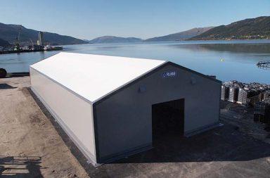 New Rapid Construct, Cost Effective Storage Warehouses