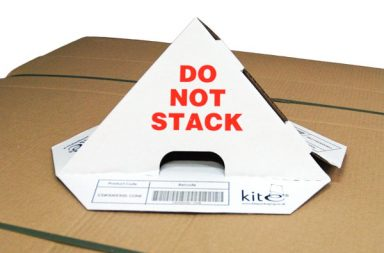 Kite Packaging launch 'Do Not Stack' cones