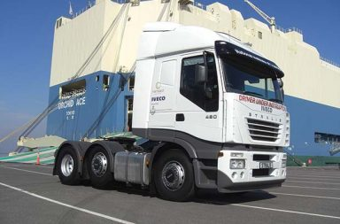 Transaid appeals for truck and trailer to support driver training in Uganda