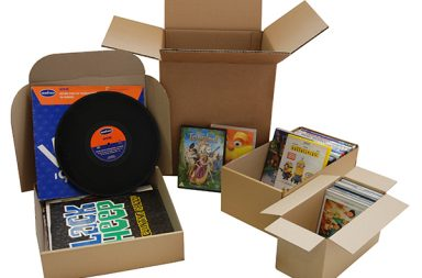 Employee-owned packaging business, Kite Packaging, launch CD, DVD and LP packaging