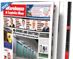 October 15th – Aiming High UK warehousing and logistics industry puts safety first