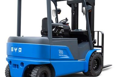 BYD Forklift again nominated for IFOY Award