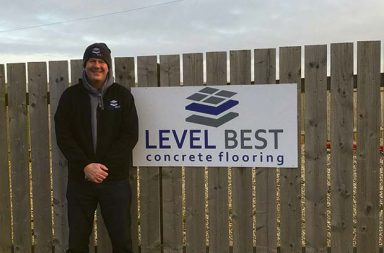 Working flat out Jon Wilcox, Commercial Director, explains why Level Best Concrete Flooring are working flat out on quality concrete floors