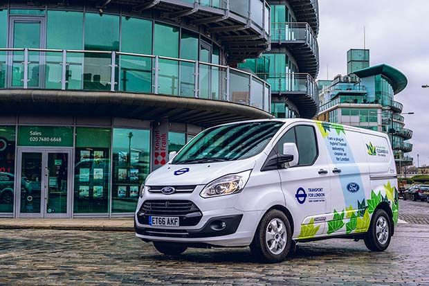 Ford reveals Fiesta Van and FordPass Connect OnBoard Modem Technology   Warehouse & Logistics News