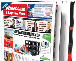 May 15th – Reassuringly consistent Combilift celebrates: Focus on Logistics: Taking environmental responsibility