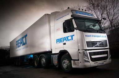 React Transport select EPOD system from Manchester-based TouchStar