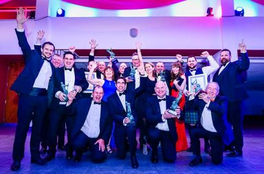Forklift Safety Awards scoops its own award nod
