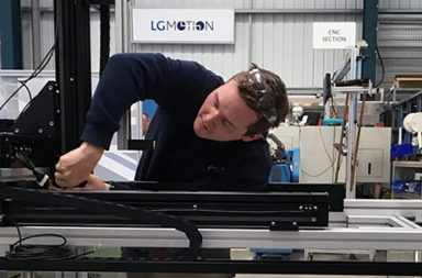 Calan Kenward Southern Manufacturing Apprentice of the Year 2018 Finalist
