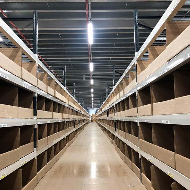 Ecolighting Upgrades Debenhams Warehouse To LED Lighting