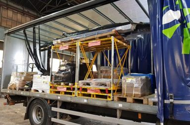 Transforming the way pallets are transported