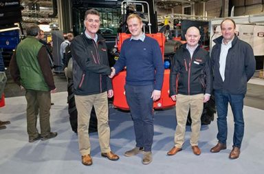 Manitou UK new dealer appointments