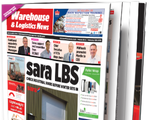 February 15th – Get set fior the packaging & innoations show Previewing Packaging & Innovations show: Sara LBS winterproof loading bays